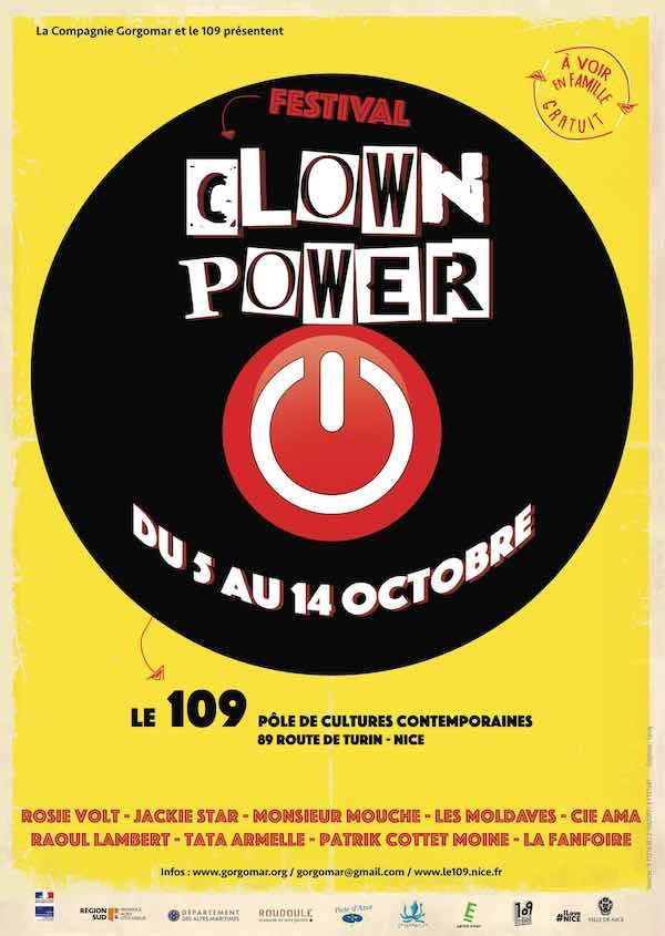 clown power